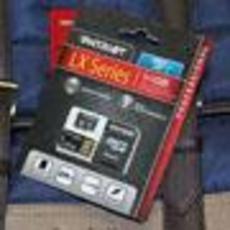 64GB博帝 LX Series micro SD卡评测