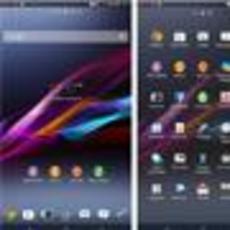 索尼跨界手机Xperia ZU桌面截屏曝光