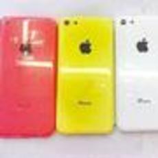 廉价版iPhone携iPhone 5S外壳再曝光
