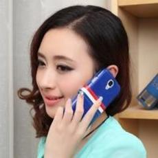 MOMAX Galaxy S4法式天窗保护套