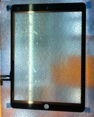 超窄边框双接口 iPad 5谍照再次来袭