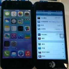 再传iPhone 5C/5S于9月20号上架发售