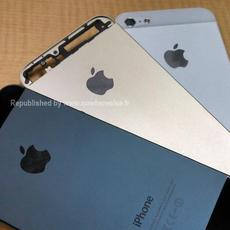 黄金版iPhone 5S泄露 128GB版或证实