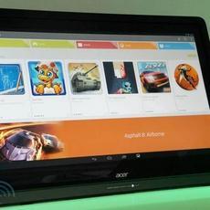 24英寸Android平板 宏碁DA241HL图赏