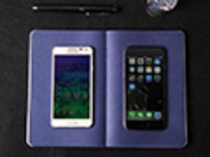单手操作无压力 iPhone6对比三星ALPHA