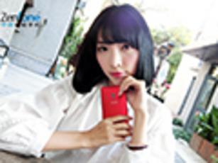 清纯甜美MM 华硕ZenFone5 4G美女图赏