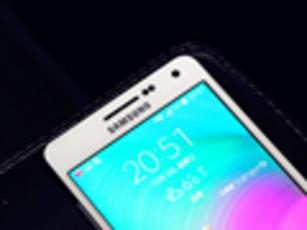 正式亮相 三星金属新机Galaxy A5图赏
