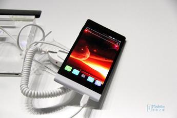 nibiru发布首款火星一号H1手机图赏