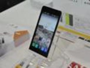 现身联通4G大会 天语Touch 3w现场图赏