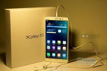 vivo Xplay3S领衔 大屏幕旗舰机汇总