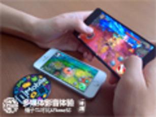 多媒体影音体验 锤子T1对比iPhone5S