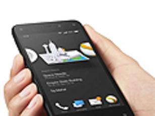 亚马逊炫酷3D手机Fire Phone试玩体验