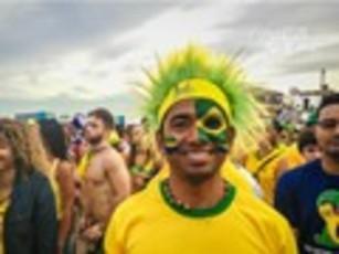 OPPO Find 7巴西 至美一拍之球迷篇
