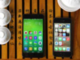 1300万对800万差距 荣耀6对iPhone 5S