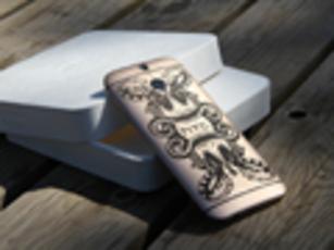 私人定制版现身 全金属机身HTC M8图赏