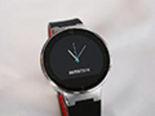 阿尔卡特Smartwatch智能手表上手图赏