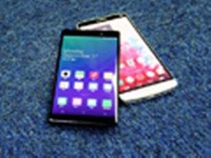 "IUNI U3对比LG G3 2K屏与""3""的PK"