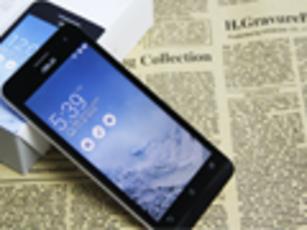 首款五模十七频 华硕ZenFone 4G版评测