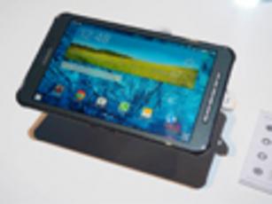 CES2015:三星展示多款Galaxy Tab S