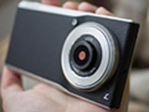 徕卡X松下 相机手机Lumix CM1体验简评
