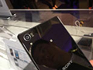 索尼Xperia Z5 Premium现场真机图赏