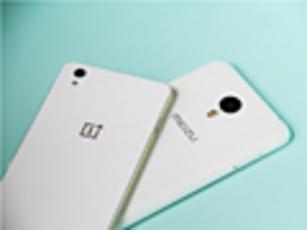竞争白热化 一加手机 X对比魅蓝metal