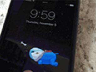 iPhone6s专享 玩转Live Photos锁屏