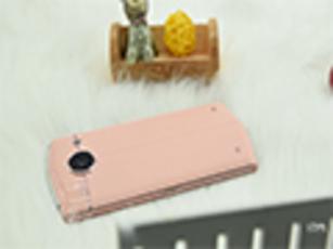 前置2100万像素的手机-美图V4手机开箱
