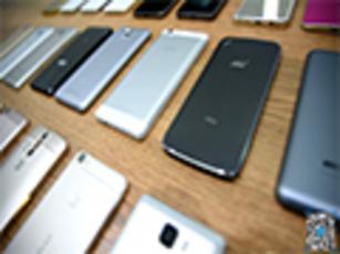 2015年手机之家年终横评 外观部分展示
