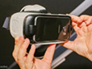 兼容两新机 三星Gear VR创新者版图赏