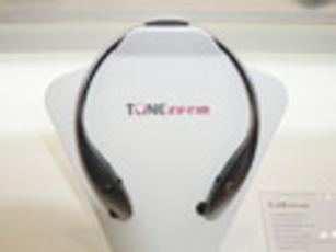 MWC:LG联手哈曼卡顿 发布Tone Infinim