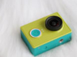 美观实用小巧便携 小蚁运动相机图赏