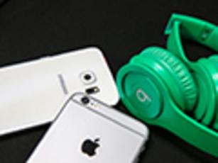 旗舰X旗舰 iPhone 6P&三星S6拍照对比