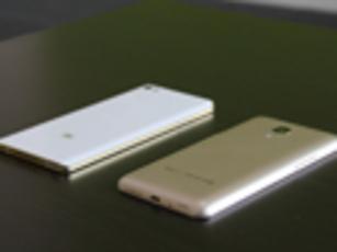 冤家路窄 小米Note顶配版对比MX4 Pro
