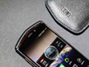 实用奢华中国Vertu 8848钛金手机图赏