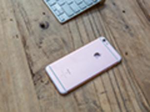 粉嫩诱人 iPhone6s Plus玫瑰金版图赏