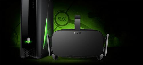 好马配好鞍 Alienware为Oculus推主机