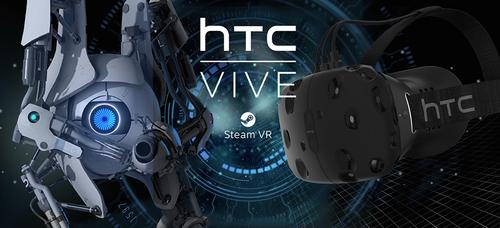 开启VR纪元?HTC Vive下月底开启预售