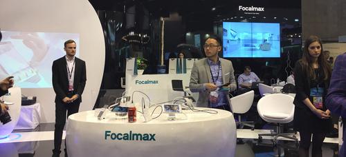 Focalmax大作 MaxPhone T1现场图赏