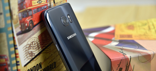 玻璃与金属的相遇 三星Galaxy S7图赏