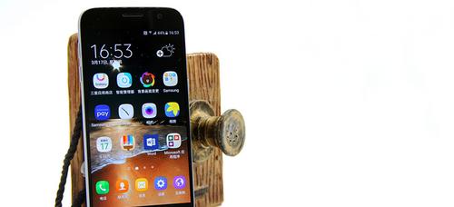 意料中的意外惊喜 三星Galaxy S7评测