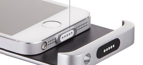 苹果新专利 iPhone用Magsafe或成真