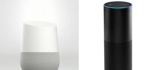 杀死Amazon Echo Google Home还得再酷