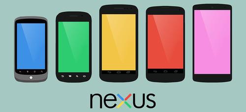 更强调独立 Nexus设备将移除品牌logo