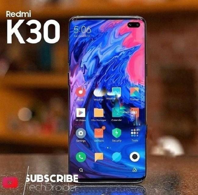 Redmi新机入网 或将是Redmi K30