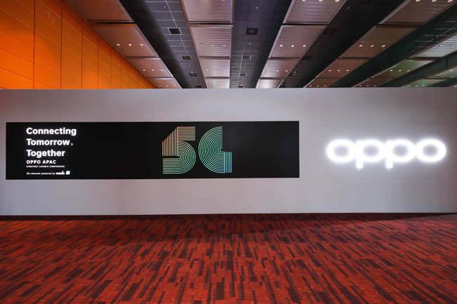 5G CPE亮相吉隆坡 OPPO召开亚太战略发布会