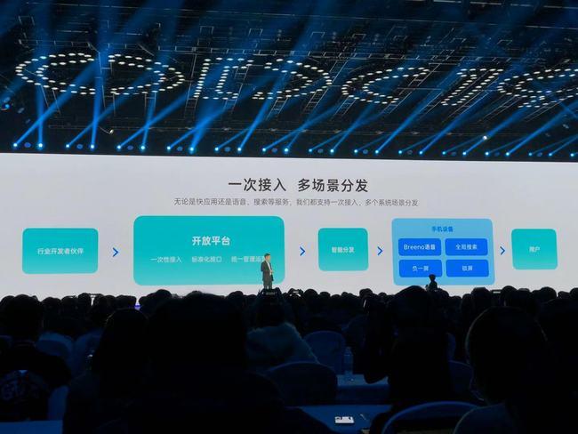 迎接万物互融时代 2019 OPPO开发者大会开幕