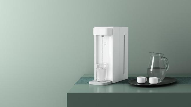 米家即饮热水机C1开启众筹 199元让你喝到新鲜热水