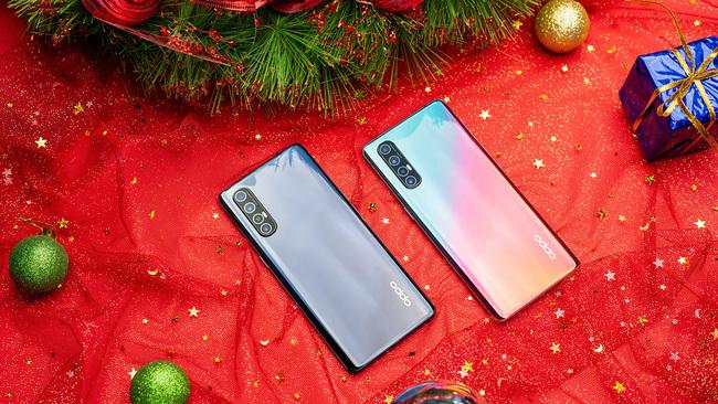 高通骁龙765G加持 双模5G手机OPPO Reno3发布