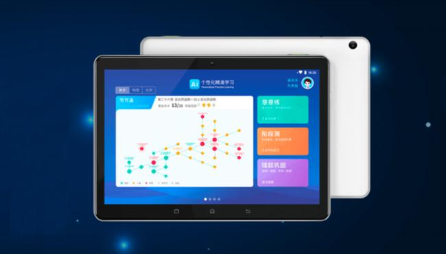 科大讯飞学习机X1 Pro荣获iMobile2019年度评选最佳AI学习机